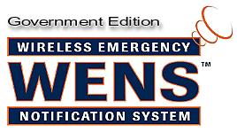WENS Notification logo